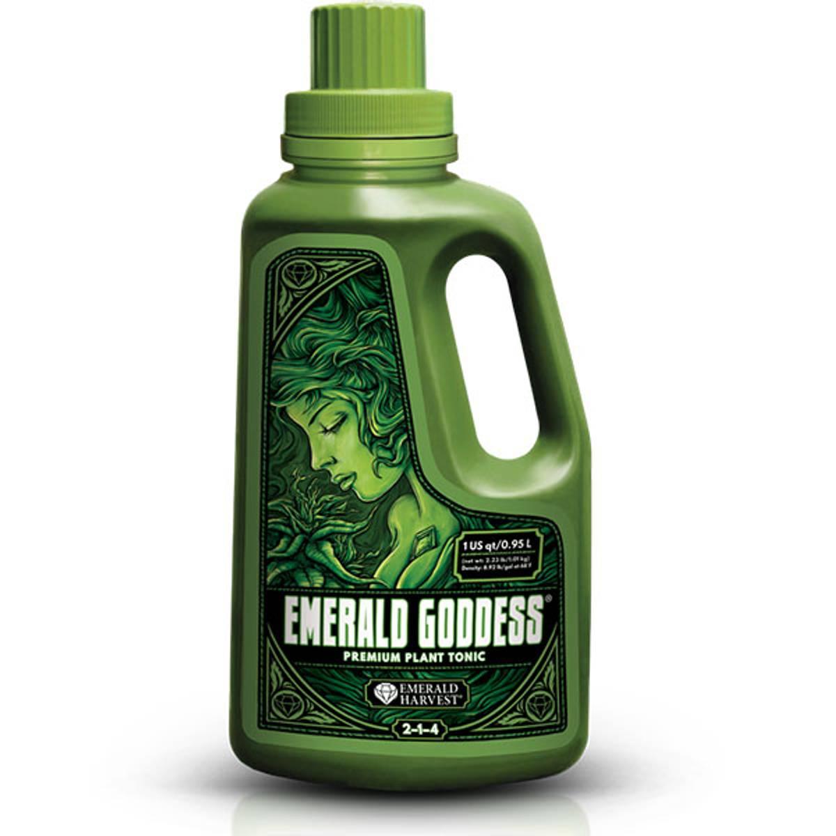 Emerald Goddess 0,95 L, Emerald Harvest