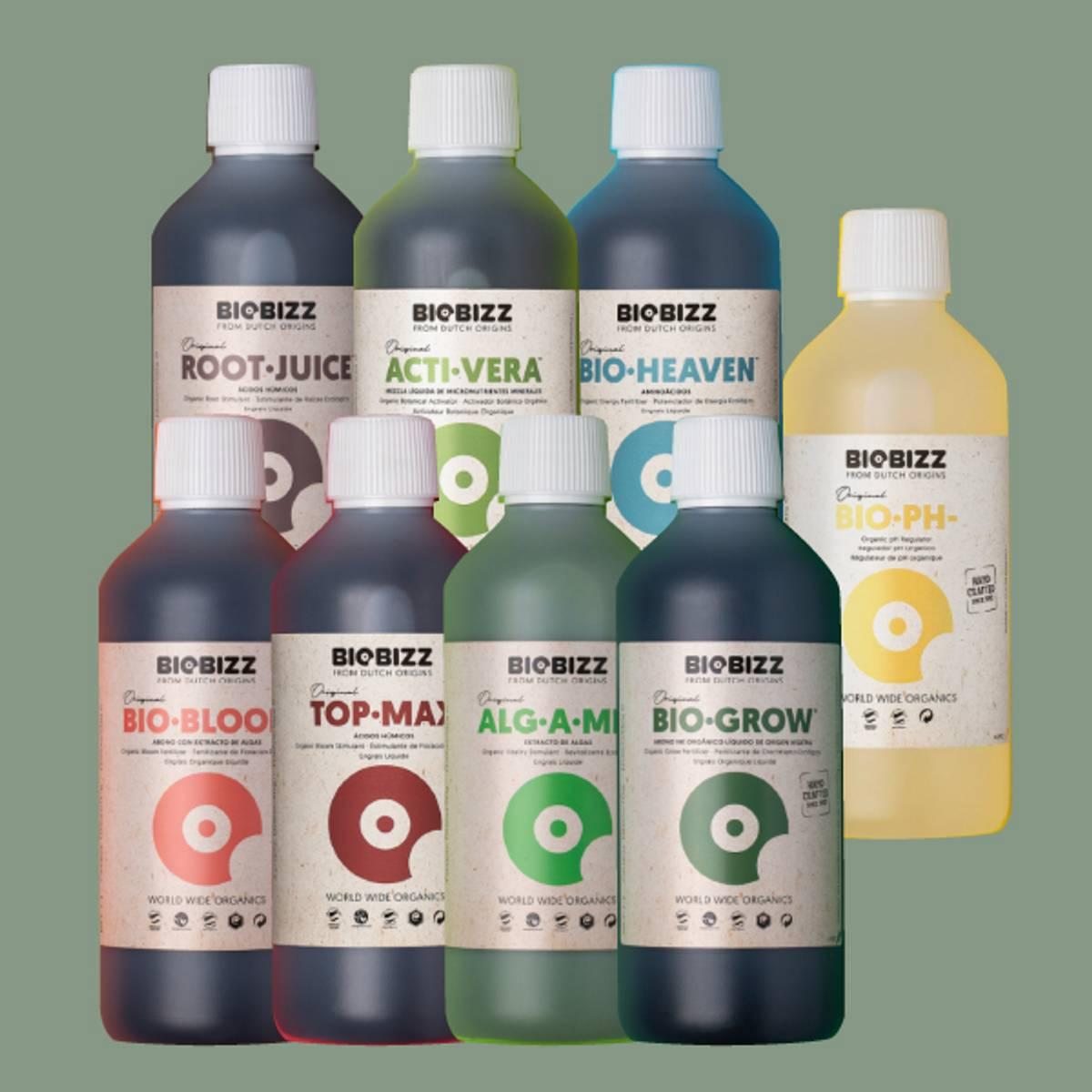 Biobizz Starters Big Pack