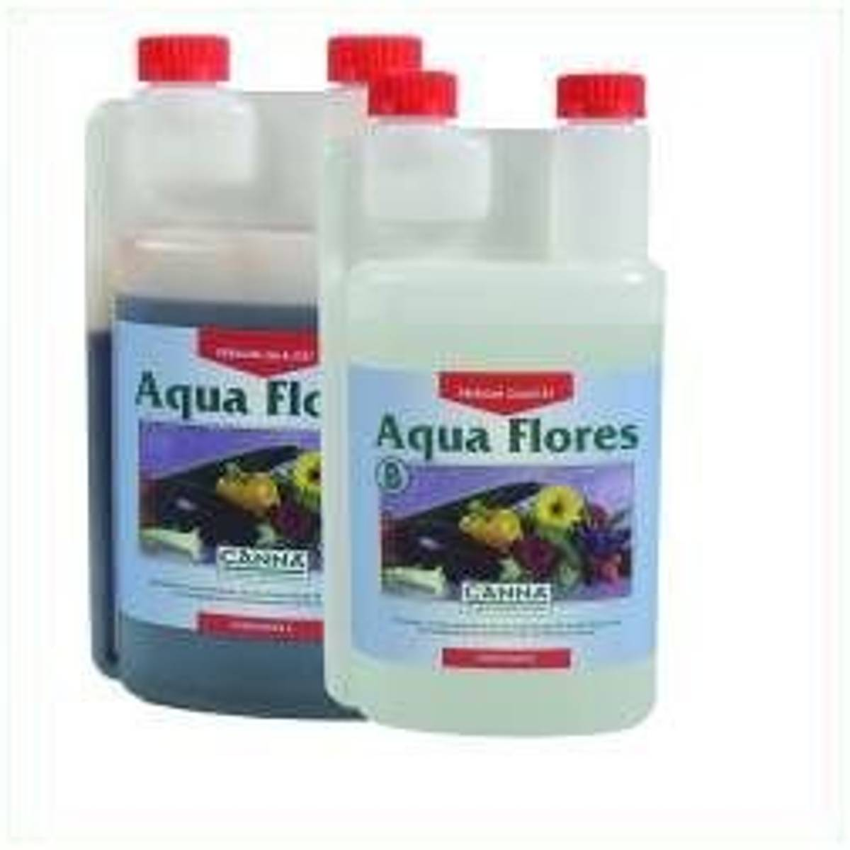CANNA Aqua Flores A+B 1 L