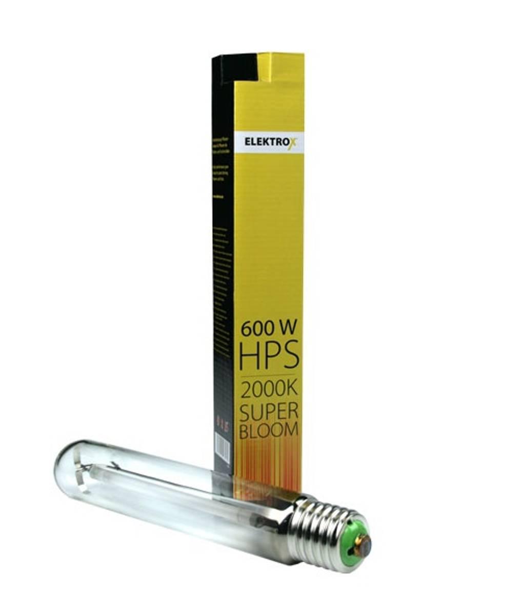 Elektrox 600 W HPS Super Bloom